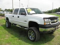 2005 Chevrolet Silverado 2500HD Photo 8