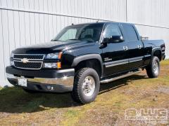 2005 Chevrolet Silverado 2500HD Photo 9