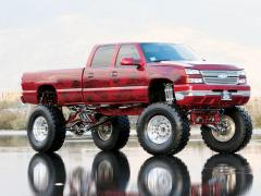 2005 Chevrolet Silverado 2500HD Photo 10