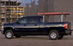 2009 Chevrolet Silverado 2500HD exterior
