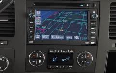 2009 Chevrolet Silverado 2500HD interior
