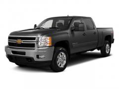 2012 Chevrolet Silverado 2500HD Photo 1