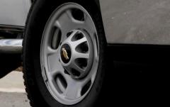 2011 Chevrolet Silverado 3500HD exterior