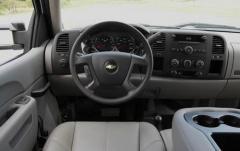 2011 Chevrolet Silverado 3500HD interior