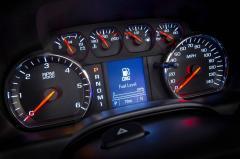 2017 Chevrolet Silverado 3500HD interior