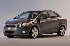 2013 Chevrolet Sonic Photo 1