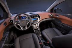 2014 Chevrolet Sonic Photo 3