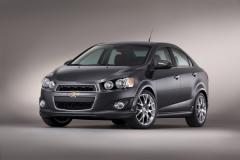 2014 Chevrolet Sonic Photo 1