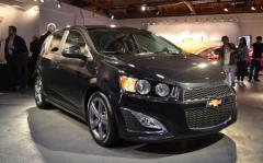 2014 Chevrolet Sonic Photo 5