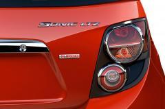2014 Chevrolet Sonic exterior