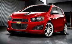 2016 Chevrolet Sonic Photo 1
