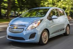 2015 Chevrolet Spark EV Photo 1