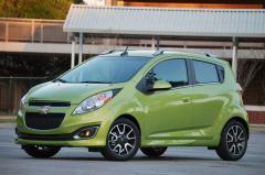 2015 Chevrolet Spark Photo 4