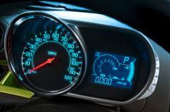 2015 Chevrolet Spark interior