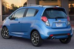 2015 Chevrolet Spark exterior