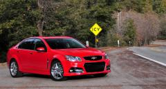 2015 Chevrolet SS Photo 23
