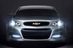 2015 Chevrolet SS exterior