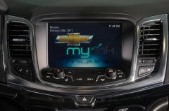 2016 Chevrolet SS interior