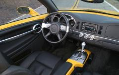2005 Chevrolet SSR interior