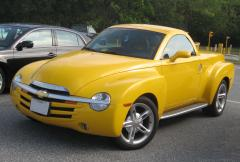 2005 Chevrolet SSR Photo 7