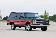 1990 Chevrolet Suburban Photo 1