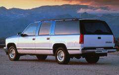 1992 Chevrolet Suburban exterior