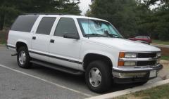 1992 Chevrolet Suburban Photo 3