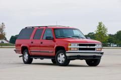 1992 Chevrolet Suburban Photo 1