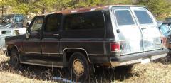 1992 Chevrolet Suburban Photo 4