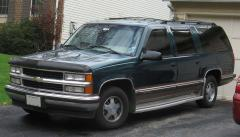 1992 Chevrolet Suburban Photo 6