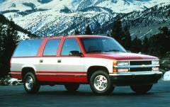 1994 Chevrolet Suburban exterior