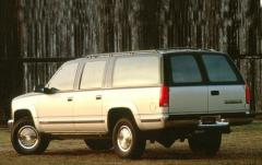 1995 Chevrolet Suburban exterior