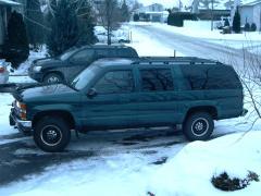 1995 Chevrolet Suburban Photo 2