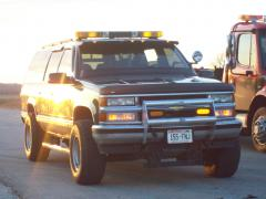 1995 Chevrolet Suburban Photo 3