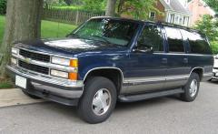 1998 Chevrolet Suburban Photo 1