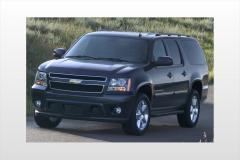 2007 Chevrolet Suburban LS 1500 2WD exterior