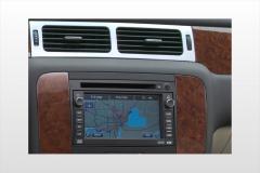 2007 Chevrolet Suburban LS 1500 2WD interior