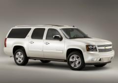 2011 Chevrolet Suburban Photo 1