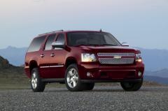2012 Chevrolet Suburban Photo 1