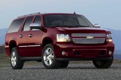 2013 Chevrolet Suburban exterior