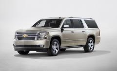 2015 Chevrolet Suburban Photo 1