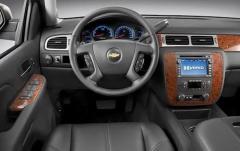 2009 Chevrolet Tahoe Hybrid interior