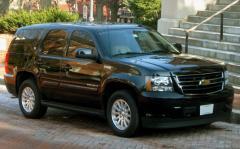 2009 Chevrolet Tahoe Hybrid Photo 2