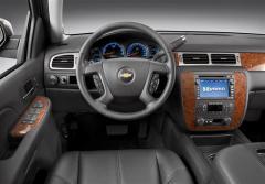 2009 Chevrolet Tahoe Hybrid Photo 3