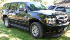 2009 Chevrolet Tahoe Hybrid Photo 7