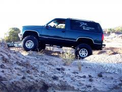 1995 Chevrolet Tahoe Photo 4