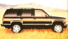 1996 Chevrolet Tahoe Photo 5