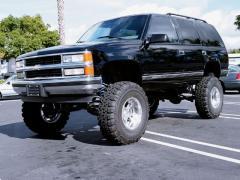 1997 Chevrolet Tahoe Photo 6