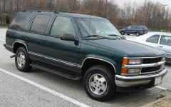 1997 Chevrolet Tahoe Photo 7