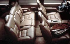 1997 Chevrolet Tahoe interior